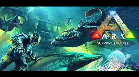 Ark Survival Evolved New Battle Music 3 Beach Night Update 257