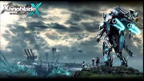 -WIIU- Xenoblade Chronicles X -OST- Noctilum Field (night)