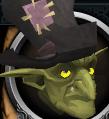 Goblin tophat chathead