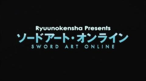 Sword Art Online - crossing field