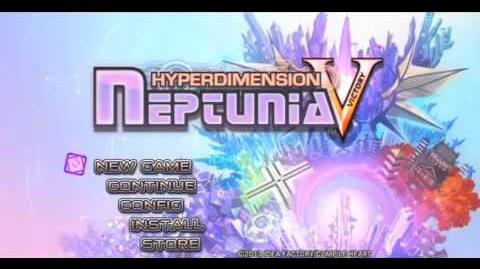 Hyperdimension Neptunia Victory - Rom's and Ram's Theme (V Version)