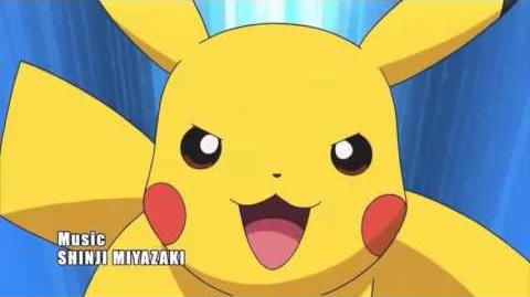 Pokémon DP - Sinnoh League Victors - We Will Carry On!