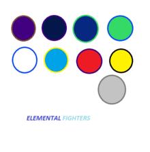 ELEMENTAL fIGHTERS