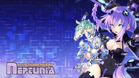 Hyperdimension Neptunia OST - Keeps Me Alive