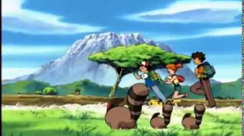 Pokémon The Johto Journeys - Pokémon Johto