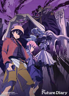 Future Diary Funimation Cover
