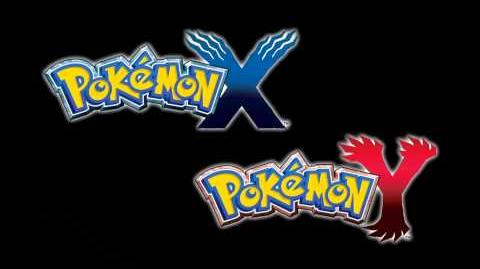 Title Screen - Pokémon X and Y