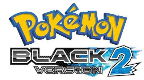 Title Screen - Pokémon Black 2 & White 2
