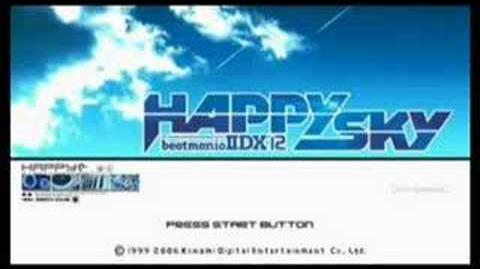 Beatmania IIDX Happy Sky Funktion-0