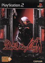 Devil May Cry PS2 cover