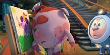 Антигерой Нюша спит