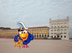 Карыч в Лиссабоне