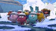 Смешарики в Антарктиде
