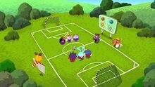 Футбол футбольное поле
