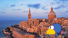 Карыч на Мальте