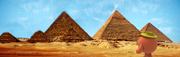 Копатыч в Египте
