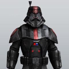 Blackstriker - początkowa jednostka Sithowskiej Potęgi
