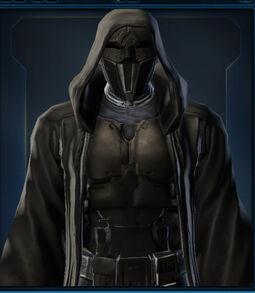 Darth Doomus w nowej masce