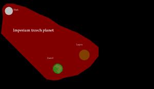 Imperium trzech planet