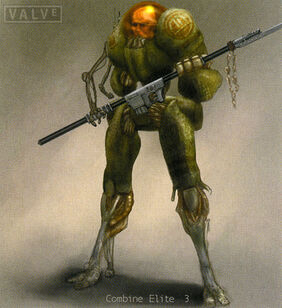 Combine Synth Elite Soldier2