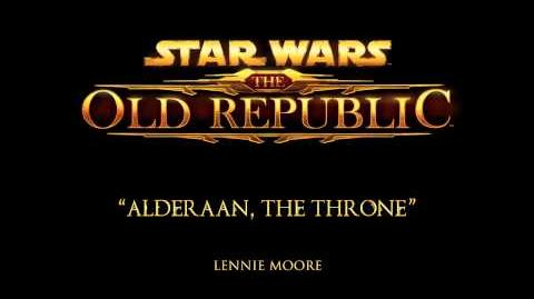 Alderaan, the Throne - The Music of STAR WARS The Old Republic