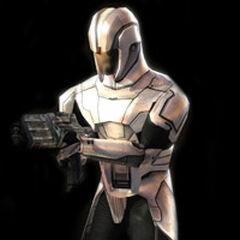 Whitestriker - jednostka do walki w nietypowych warunkach