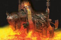 Więzienie Doomusa na Mustafar