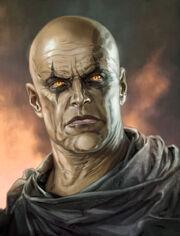 Darth Bane bez maski