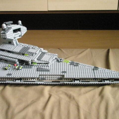 Twarda Pięść z Lego