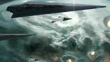 Bombardowanie orbitalne Tythona