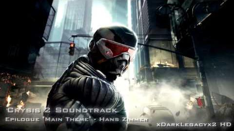 "Hans Zimmer - Epilogue ""Main Theme"" - Crysis 2 Soundtrack"