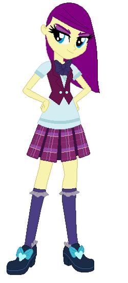 Violet Colour bu Czikorita08