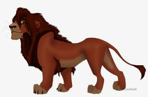 783-7834839 male-lion-lion-king-male-lion.png