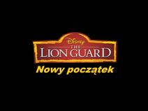 The Lion Guard New Beginning Polish logo