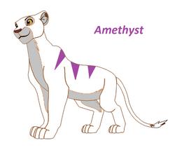 Amethyst by Nataliax