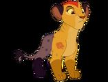 Mohatu-córka Kiona