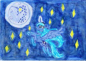 Lunka by Magdziaa