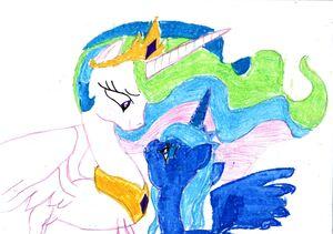 Princesses2 by Magdziaa
