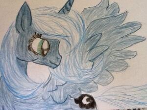 WikulaBot - Księżniczka Luna