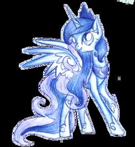 Night Princess Luna by Ciririseup