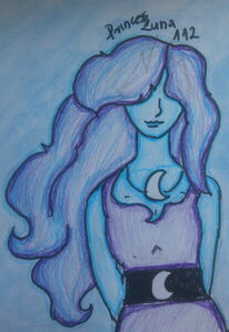Human Princess Luna by Princess Luna 112