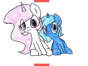 Princesses by Magdziaa(wycinek z orginału)