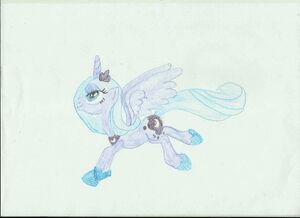 Luna by Pepe bez fetory