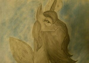 Princess Luna Portrait by Princess Luna 112
