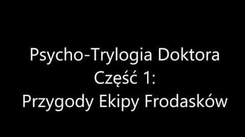 Przygoda Ekipy Frodasków - Audiobook