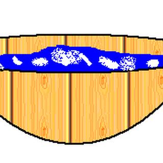 Zupa z kredy i z atramentu by Z. Art