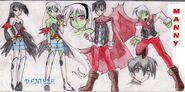 Grim tales new generation character studies ghosts by nishikayui-d4y1cwj