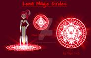 Lena magic circles by ginagurl123-datn186