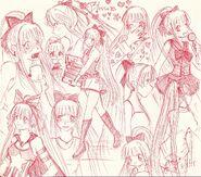 Blossom sketch by sweetxdeidara-d45togd