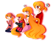 The red family by nanakoblaze-d7xuxx3